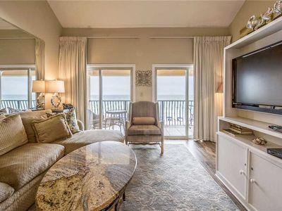 Photo for 41- Gorgeous BEACH FRONT Condo in the heart of Destin, sleeps 10! Coral Reef Club