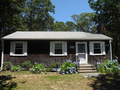 Bike to the beach from Orchard Breeze, a Summer Breeze Cape Cod vacation rental