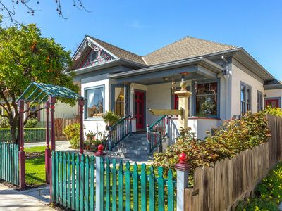 Photo for 5- STAR AMAZING BRIGHT MODERN DOWNTOWN CAMPBELL VICTORIAN !
