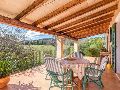 Photo for Finca Can Carrio (011410) - Country house for 4 people in Son Servera