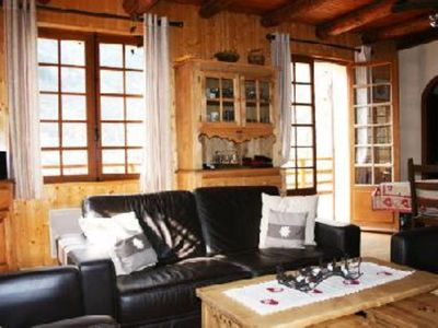Photo for chalets - 5 rooms - 8/10 persons