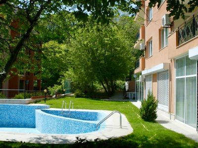 Photo for Apartment in Golden sands with swimming pool