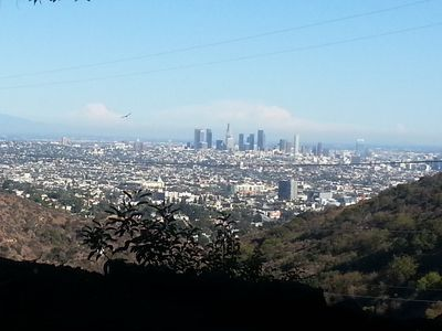 Photo for Hollywood Hills AMAZING VIEWS GUESTHOUSE