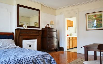 Photo for Large Sunny 2 Bedroom Brownstone Apartment in Charming Brooklyn Neighborhood