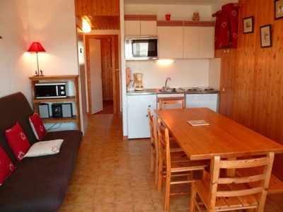 Photo for 1BR Apartment Vacation Rental in LES SAISIES