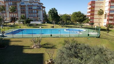Photo for Appartment 2ºfloor Pool Views Torresol 1