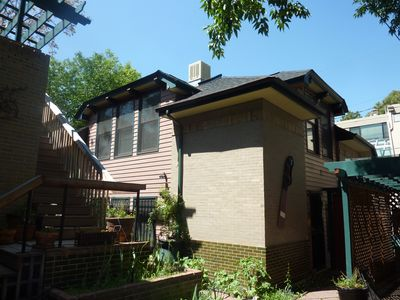 Photo for Architecturally amazing carriage house -- walking distance to downtown
