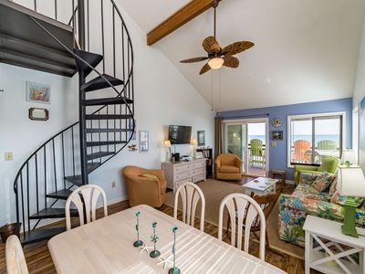Oceanfront Condo! Balcony - Close to Pier - Perfect Family Getaway - Master w/ King Bed - AD304
