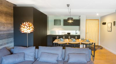 Photo for New upscale apartment, modern and comfortable, close to the center and lifts