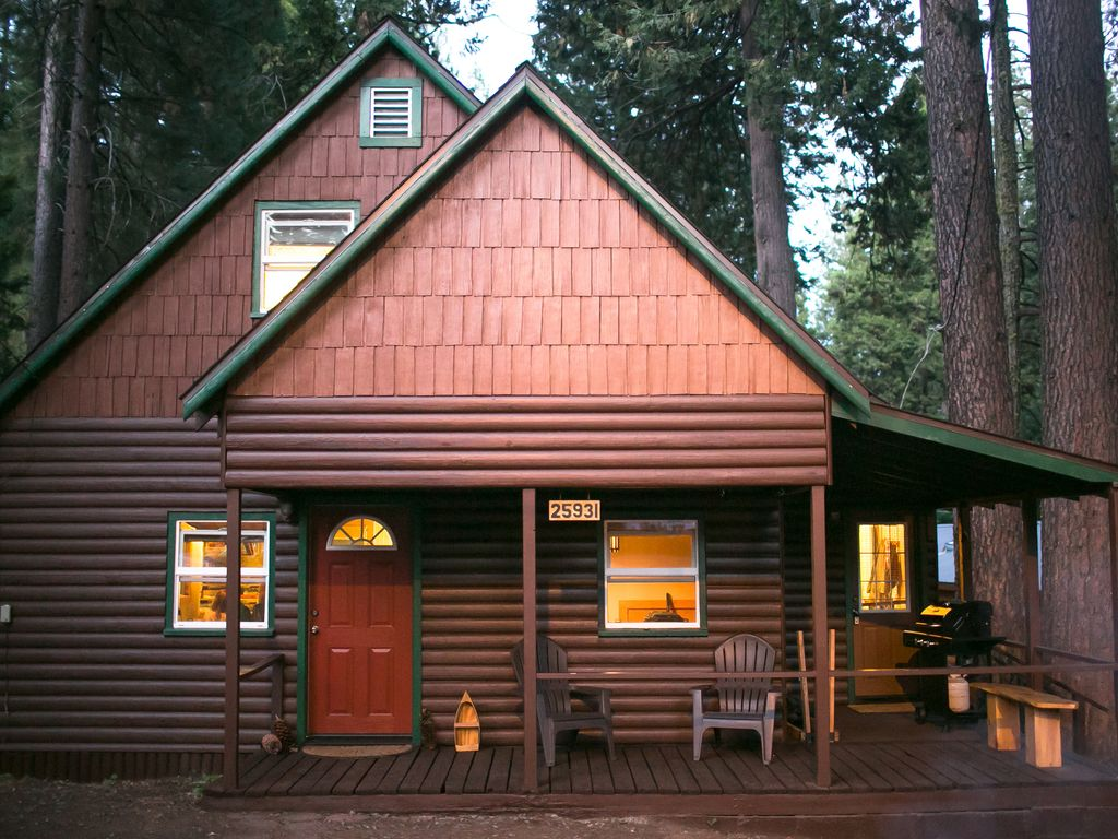 Mountain Cabin In The Pines 2br 1ba Vintage Charmer