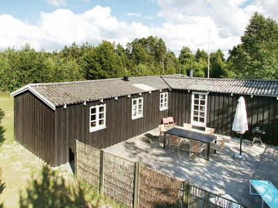 Photo for Cozy Holiday Home in Jerup Denmark with Terrace