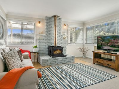 Photo for Sunflower cottage - Relax with spa and fireplace