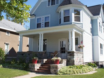 Photo for Victorian in Historic Downtown Petoskey - Multi-Family Ready!
