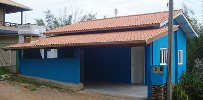 Photo for House for up to 6 people in the Center of Bombinhas, 250m from the beach.