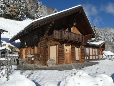Photo for Holiday house Troistorrents for 5 - 6 persons with 3 bedrooms - Holiday house