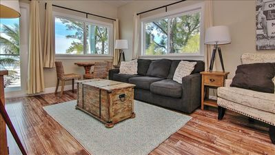 """Photo for Where Luxury and """"Old Florida"""" Collide at Charming Bungalow Beach Place!"""