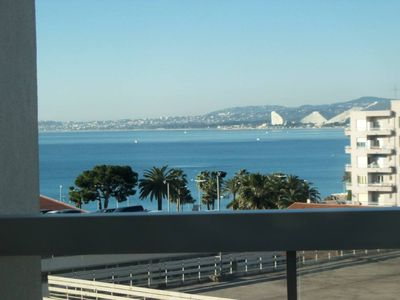 Photo for Apartment/ flat - Cagnes sur MerResidential flat