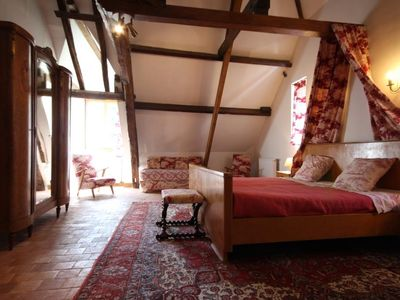 Photo for Guest rooms 3 ears, in Burgundy, 10 kms Magny Cours, between Nevers - Moulins