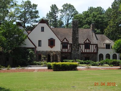 Photo for 1929 Historic 8 bedroom Shadowlawn Estate in Old Town Pinehurst