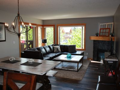 Photo for 3BR Condo Vacation Rental in Canmore