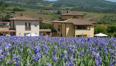 Photo for 3 bedroom Villa, sleeps 6 in Strada in Chianti with Pool, Air Con and WiFi