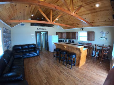 Photo for Ideal houseboat for rent in Venice, La 6 Full beds, NO Twins!