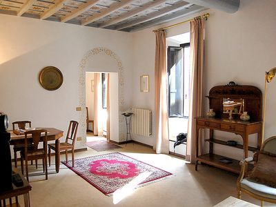 Photo for Apartment Navona Elegant in Roma: Centro Storico - 4 persons, 1 bedrooms