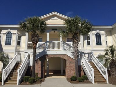 Championship Golf And Nearby Private Beach Access Vacation