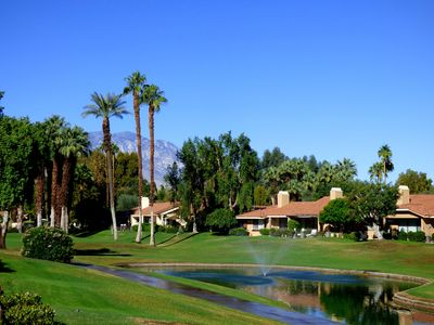 Photo for Monterey Country Club 🌴 Relax in Style Tennis Golf Views Palm Desert 🌴 DISCOUN