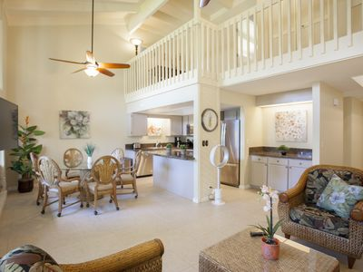 Photo for 2BR Townhome Vacation Rental in Princeville, Hawaii