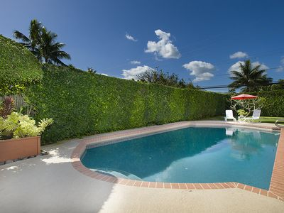 Photo for Steps to Beach - Air Conditioned- Heated Pool-Contact Owner for Availability