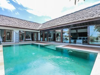 Photo for Luna Maya, Newly Renovated 3 Bedroom Villa, Closed Living with A/C, Canggu