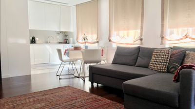 Photo for Espinho Beach apartment - A cozy home in the best possible location