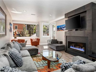 Photo for Luxurious Ski In/Ski Out 6 Bedroom Condo at Town Lift