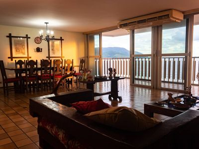 Photo for 5 Suites + 1 Bedroom Duplex Penthouse Ocean Front at Canal 3 - SAN001