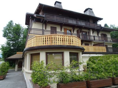 Photo for Charming apartment near the center and ski lifts