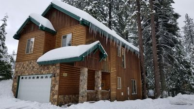 Photo for King's Cabin Mtn Retreat at Shaver Lake! – Nr Village, wifi, A/C, Prem Property!