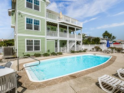 Photo for Koinania Cottage | 245 ft from the Beach | Private Pool