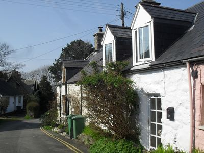 Photo for Situated in Heart Of Picturesque Snowdonian Village, 5 Mins Walk From The Beach