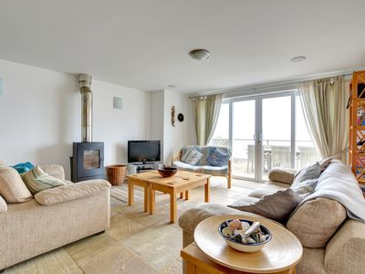 Photo for With spectacular sea views from nearly every window, Sunridge is in an enviable position just up fro