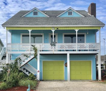 Photo for Beach Cottage on ICW and Canal on Holden Beach Island