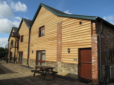 Photo for 4*  Attractive Barn Conversion in Dorset