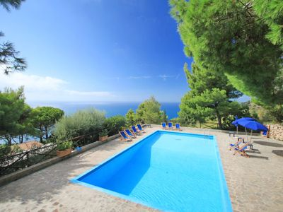 Photo for Vacation home Panoramica in Monte Argentario - 4 persons, 2 bedrooms