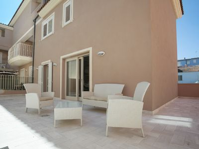 Photo for Three-room apartment La Residenza del Mare At 50 mt. from the beach