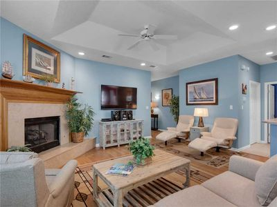3 Minute Walk from the Beach-Sun Room-Open Living Area-Spring is Filling Fast, Book Today!