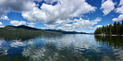 Photo for A Priest Lake Waterfront Gem! A Rich & Colorful Beauty, Close to the Water.