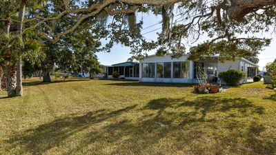 Photo for Waterfront Home on Venice Island in 55+ Community