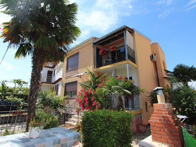 Photo for Apartment 200 m from the center of Rovinj with Internet, Air conditioning, Parking, Terrace (751759)