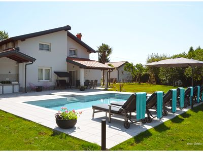 Photo for 5 Bedroom Villa near Opatija - Adriatic Luxury Villas
