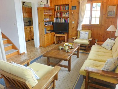 Photo for Vacation home Les Roches  in Salins, Valais - 6 persons, 3 bedrooms